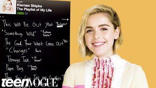 Kiernan Shipka Creates the Playlist to Her Life | Teen Vogue