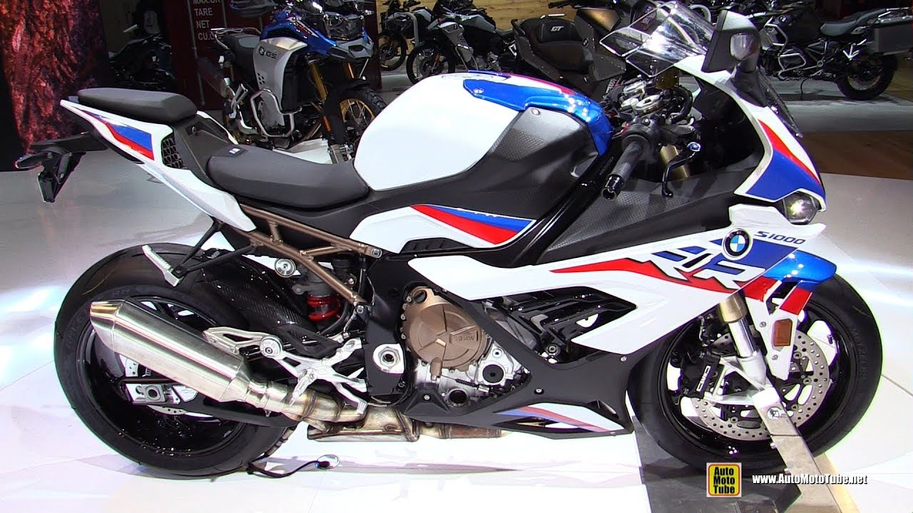 2019 bmw s1000rr walkaround debut at 2018 eicma milan. Black Bedroom Furniture Sets. Home Design Ideas