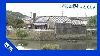 2017年 #21 塩田住宅・福永家 | 海と日本PROJECT in とくしま
