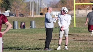 Former Pac-10 coach Shawn Kraft satisfying football urges at Helena High