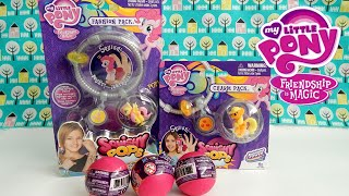 My Little Pony Squishy Pop Charm Bracelet And Surprise Capsules