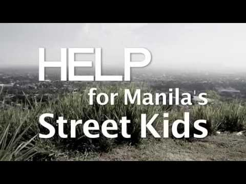 HELP for Manila's Street Kids (English Intro)