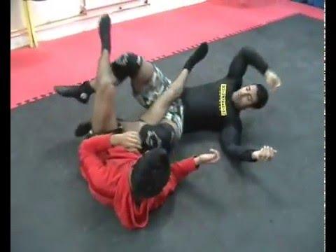 Coach Vik Hothi's Sambo Drills 27/11/08