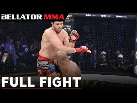 Bellator MMA: Matt Mitrione vs. Carl Seumanutafa FULL FIGHT