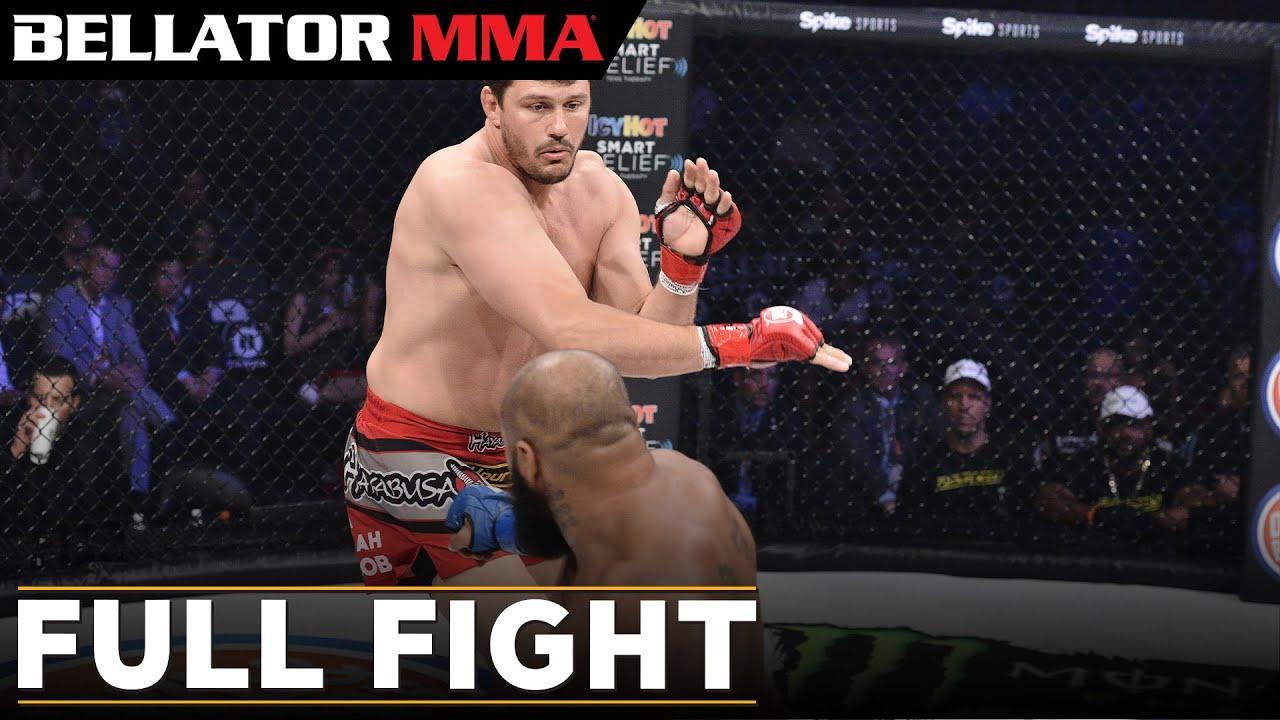 Bellator NYC: Matt Mitrione vs. Carl Seumanutafa  FULL FIGHT