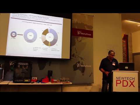 PlasticFab3D - NewTech PDX - October 2015