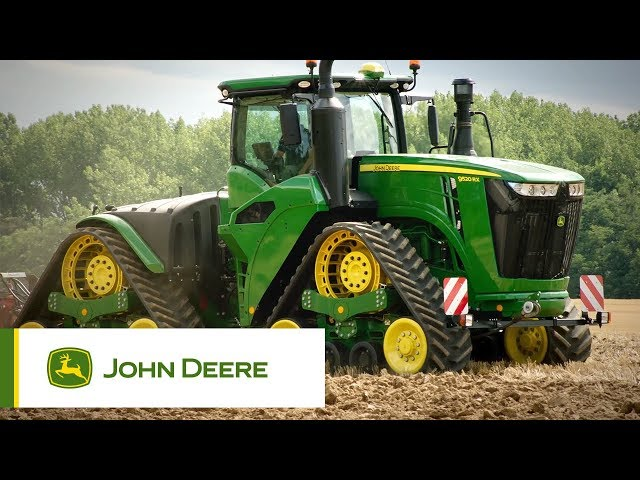 John Deere | 9RX Series in action