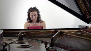 Claude Debussy - Clair de lune - Véronique Gobet, piano