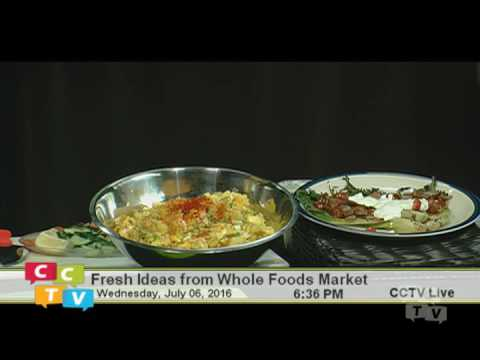 Fresh Ideas From Whole Foods Market w/ Annie Lamson from Prospect Street