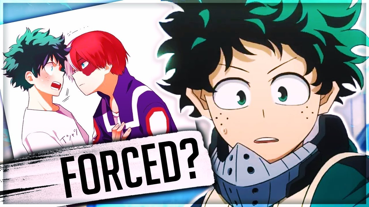 My Hero Academia Season 5 Creator Forced To Make Gay Characters Canon Youtube