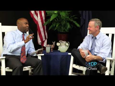 Chair Chats w/ Martin O'Malley