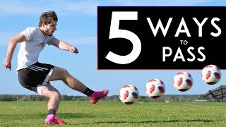 TOP 5 WAYS t๐ PASS a Ball in REAL GAMES