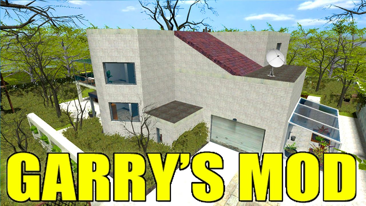 The Acachalla Vacation Home Map! (Garry\'s Mod) - YouTube