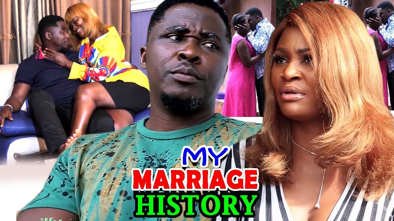 My Marriage History Season 2 -  Onny Michael 2020 Latest Nigerian Nollywood Movie