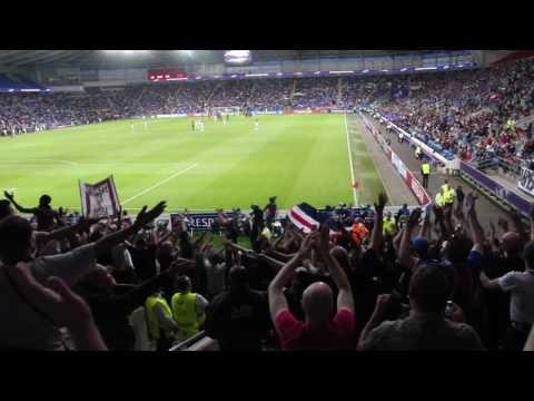 Paris Saint Germain with Cardiff