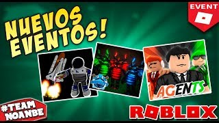 New Roblox 2019 events: Agents, Infinity RPG and Space Shuttle