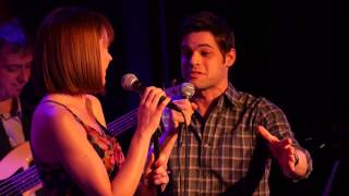 ASHLEY SPENCER and JEREMY JORDAN singing TIE ME UP by Carner & Gregor