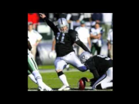 Top 5 Kickers for the 2012-2013 NFL Season