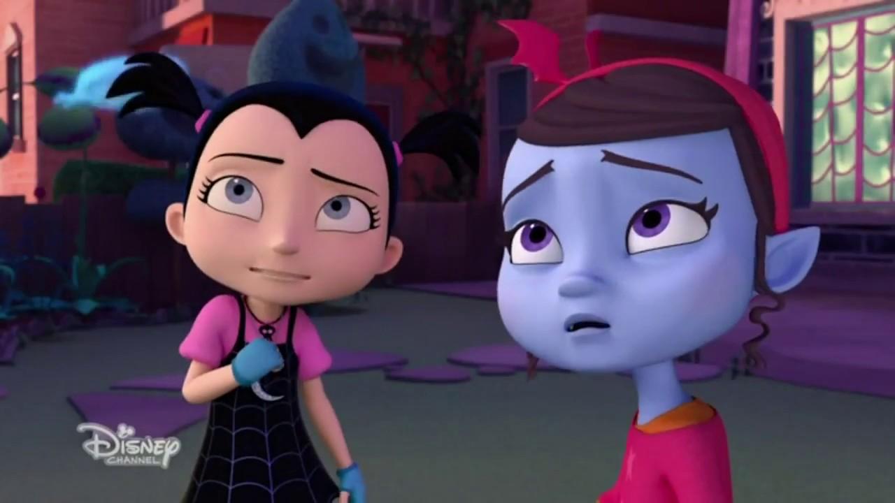 Vampirina - Vampire Weekend   Clip : Spectacular Moments - Disney Junior