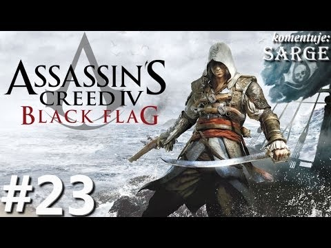 Zagrajmy w Assassin's Creed 4: Black Flag odc. 23 - Charles Vane oszalał!