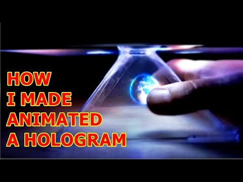 Samsung Galaxy Note Displaying Holograms | How To
