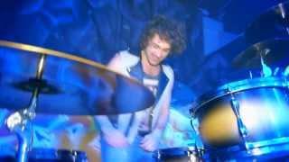 VALBLUSH @ FREE RIDE BAR, Kherson - live Drum DJ project