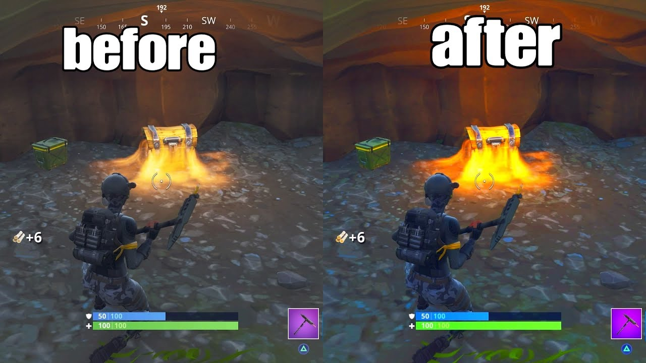 Best Graphic Settings How To Make Fortnite Look Better