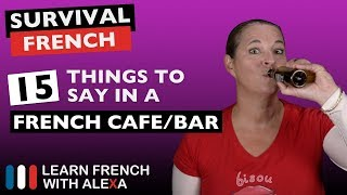 15 French phrases to use in a