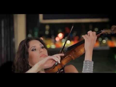 Diva Dance 5th Element  violinist Stefaniya Lushchevskaya Электроскрипка Стефания