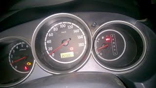 Калібрування/настройка зчеплення варіатора Honda Fit 1,3 ( swra)