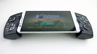 Phonejoy, prova del gamepad per Android