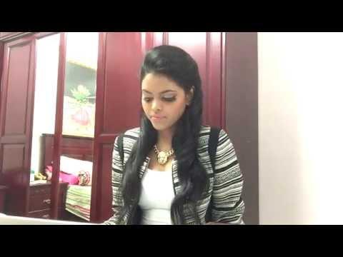 Kannala Kannala (Thani Oruvan)-  Cover By Suthasini