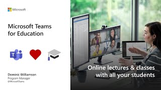 Schedule Microsoft Teams for Education online meetings with your students - Part 2