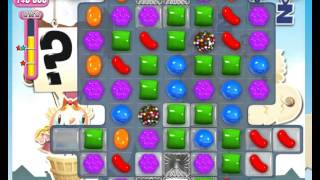 candy crush saga level - 697  No Booster
