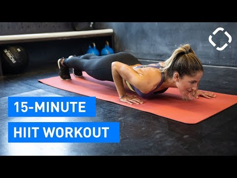 HIIT for Holidays: 15-Min Total Body Blaster