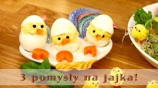 Wielkanoc! Przepisy na jajka, które musisz znać