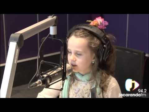 Amira Willighagen - Interview South African Radio - 2014