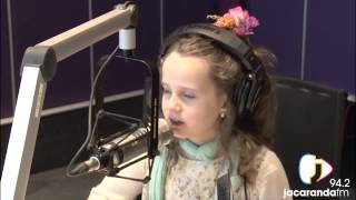 Amira Willighagen - Interview South African Radio - 2014