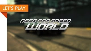 Let's Play - Need For Speed: World (AE86 Free Roam)