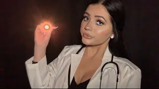 ASMR| 1 HOUR SLEEP CLINIC ER (DOCTOR ROLEPLAY)
