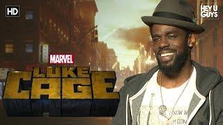 Luke Cage Season 2 - Mustafa Shakir on playing the Villain