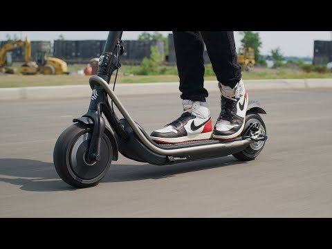Boosted Rev: The Tesla of Electric Scooters!