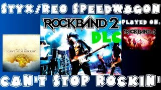 Styx/REO Speedwagon - Can