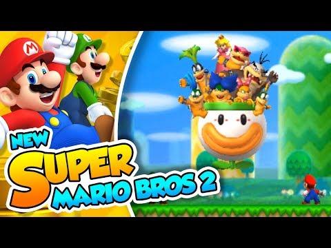 ¡Vuelven los trolleos! | 01 | New Super Mario Bros 2 con @Naishys