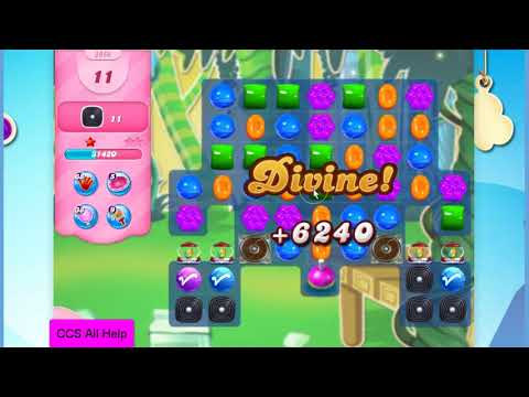 Candy Crush Saga Level 2958 NO BOOSTERS Cookie