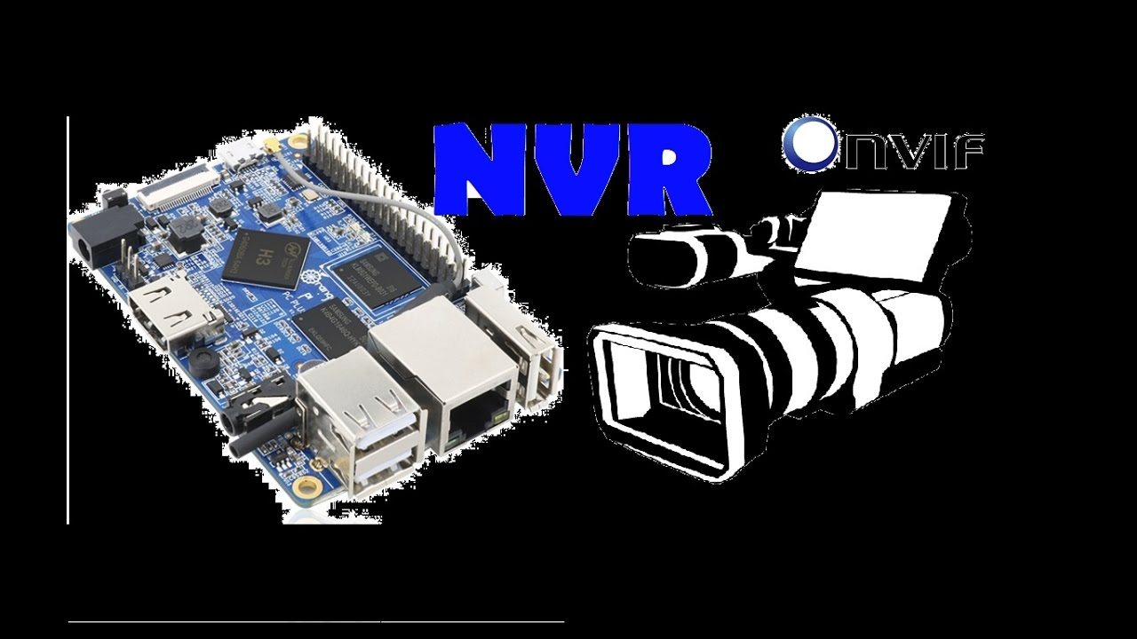 ORANGE PI PC+ ARMBIAN XEOMA NVR - PCB Board Manufacturer