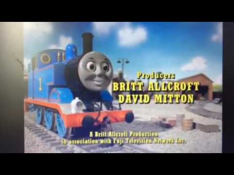 Thomas The Tank Engine Credits (PBS Kids Version)