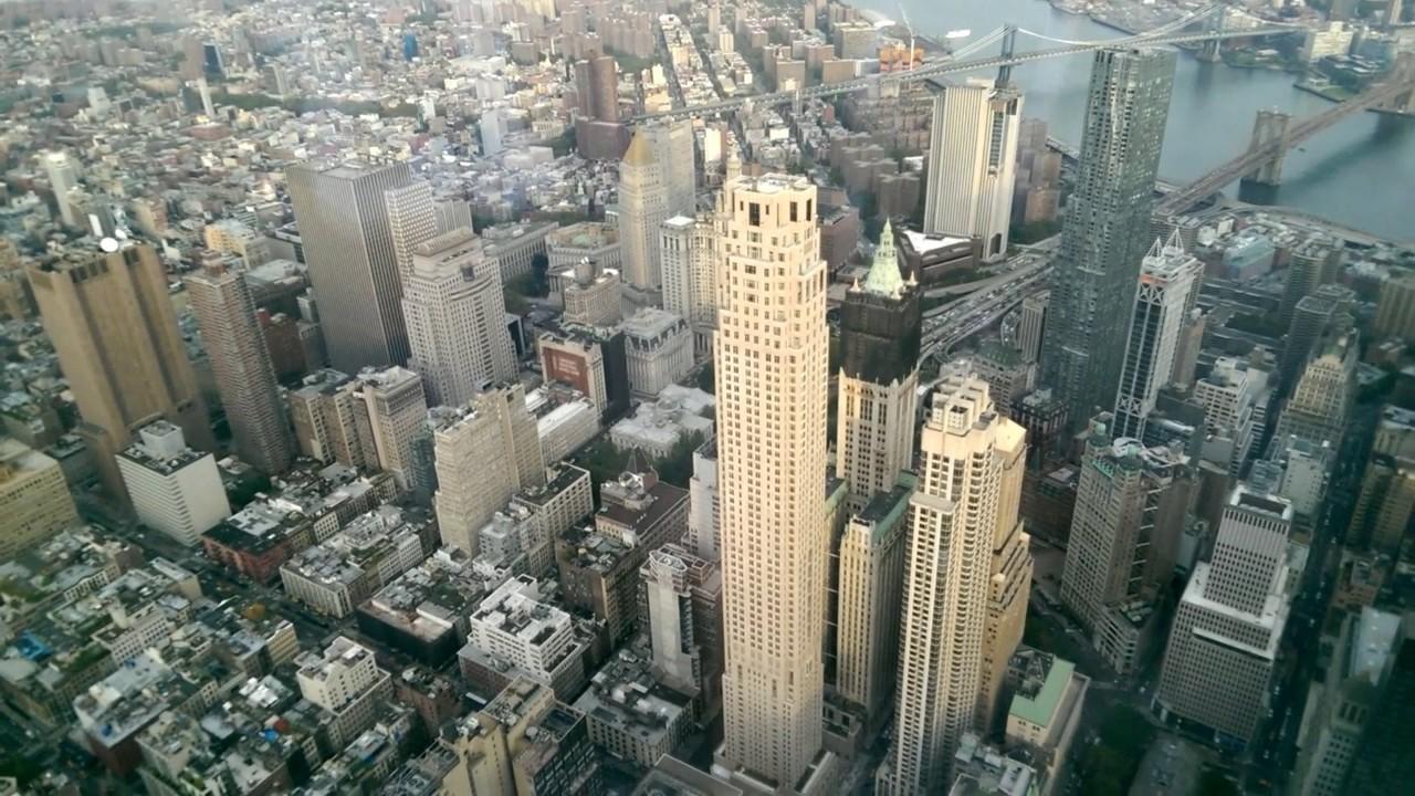 el edificio ms alto en nueva york