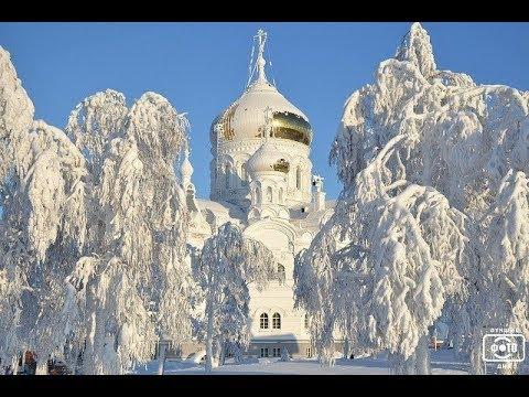Чудо Пермского края Белогорский монастырь
