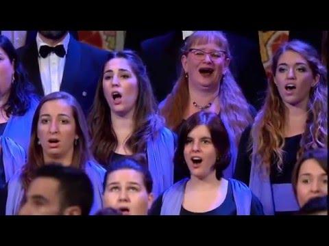Concert de Sant Esteve al Palau de la Música 2015